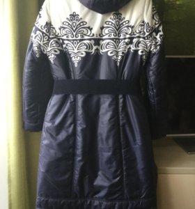 Пальто женское, зимнее