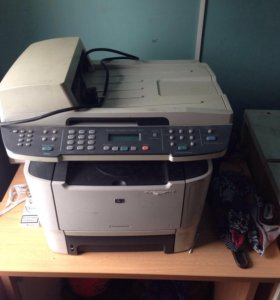 МФУ принтер лазерный