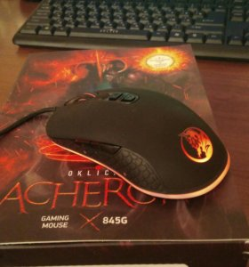 Мышь Oklick Acheron