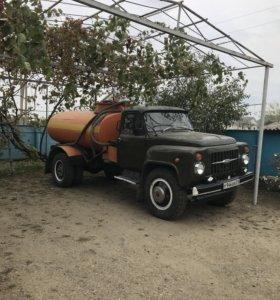 Автоцистерна на базе ГАЗ-53