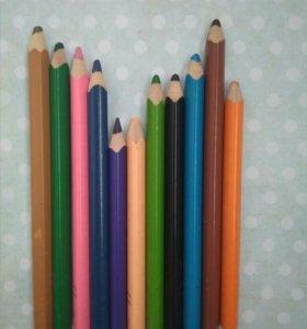 Большие карандаши
