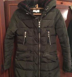 Куртка зимняя 2 шт