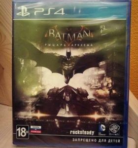 Batman Arkham Knight для ps4 (новый)