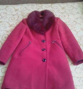 Новое пальто. 42-46р.