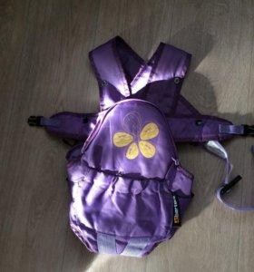 Слинг кенгуру рюкзак