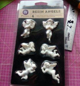 Набор ангелочков