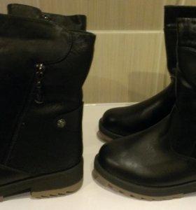 Новые сапоги (зима) 31 и 32р
