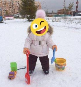 Шалуны костюм зимний комбинезон 80-86