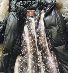 Пальто очень тёплое под кожу