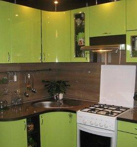 Кухни, шкафы-купе, прихожие, офисная мебель