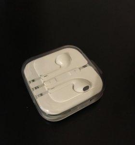 Наушники новые от айфон 5sе