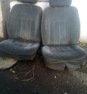 Продам сиденья