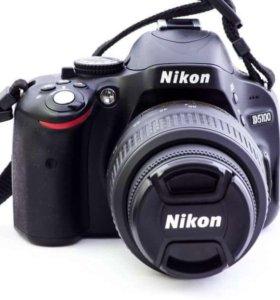 Зеркальный фотоаппарат Nikon d5100 kit 18-55mm