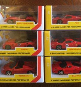 Модель машины Ferrari Shell 2017