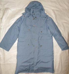 новый Пуховик куртка плащ