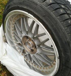 Комплект колёс.