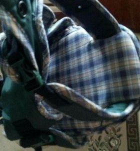 Рюкзак- переноска.