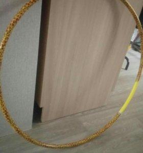 """Обруч """"сасаки"""" для худ. гимнастики размер 70"""