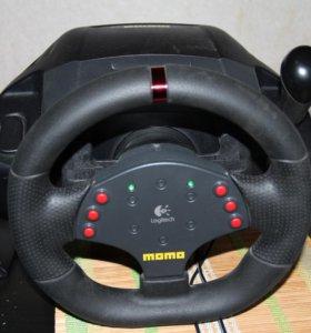Logitech momo Racing