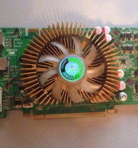 Pov Nvidia GeForce 9600 GT 1gb 256 bit