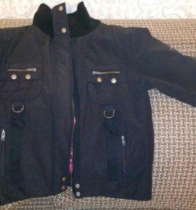 Куртка фирменная Колинс