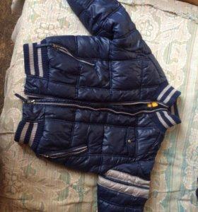 Курточка мальчику4-5лет