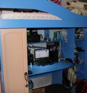 Мебельный гарнитур для детей и подростков