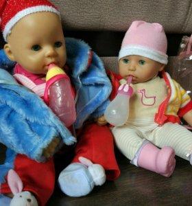 Куклы Zapf Creation (Пупсы)