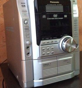 Panasonic SA-VK62D
