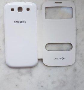 Чехол книжка на Samsung Galaxy S3