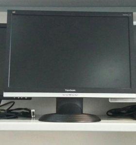 Монитор ViewSonic , диаг 51 мм