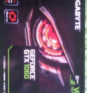 Игровая видеокарта GTX-1060
