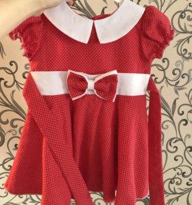 Новое платье 70-80 размер