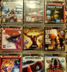 Игры для Sony Playstation 3 торг