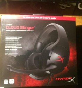 Наушники HyperX Stinger