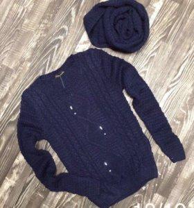Кофта, свитер женский вязаный