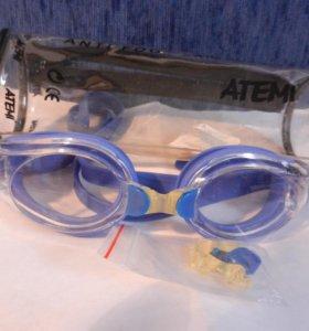 Очки для плавания Atemi