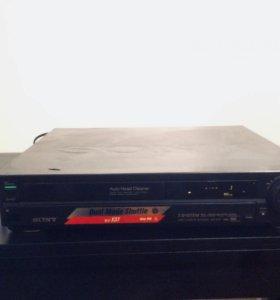 Видеомагнитофон Sony SLV-X37PS