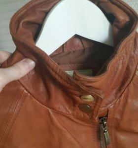 Куртка натуральная кожа женская