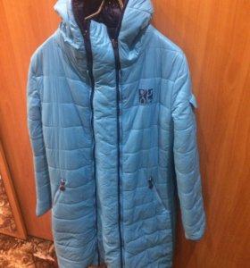 Зимняя куртка для будущих мам