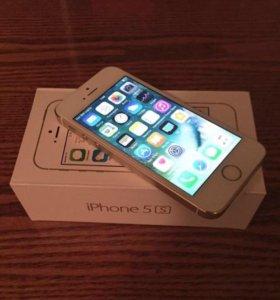 Айфон 5s белый