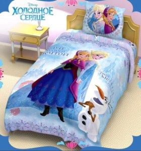 Детское постельное для девочек