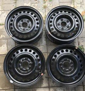 Штампованные диски R16 GM новые