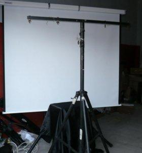 Проекторы . Экраны