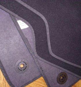 Оригинальные ворсовые ковры VW Jetta