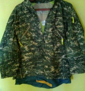 Камуфляж Куртка для леса