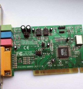 Звуковая карта. CREATIVE ESS SC1938 PCI