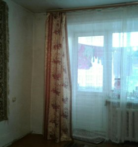 Квартира, 1 комната, 34.8 м²