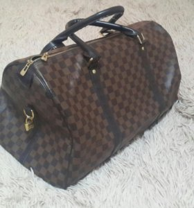 Дорожная сумка LV + подарок