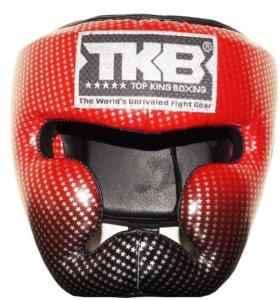 Боксерский шлем Top King, размер L